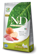 Farmina N&D Dog Boar & Apple Adult Mini