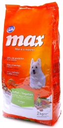 Total Max Max Buffet Adult Dogs SR Small Breeds
