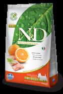 Farmina N&D Dog Fish & Orange Adult Mini