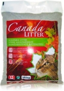 26262 CANADA LITTER Scoopable Litter BABY POWDER 18 кг