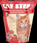 Cat Step с ароматом клубники