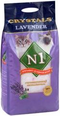 Наполнитель силикагелевый Crystals №1 Lavender
