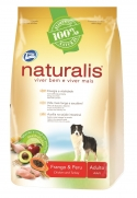 Naturalis Total Alimentos Adult Dogs Turkey and Chicken