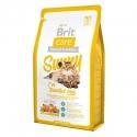 Brit Care Long Hair Salmon & Rice