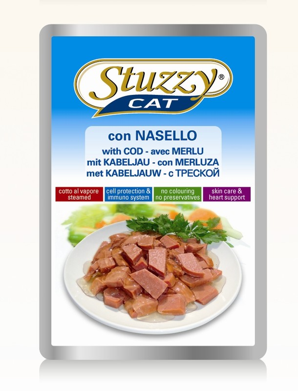 Stuzzy Cat  Cod 100 гр.
