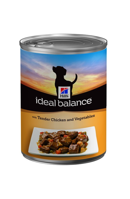 Hills Ideal Balance Chicken & Vegetables 363 гр.
