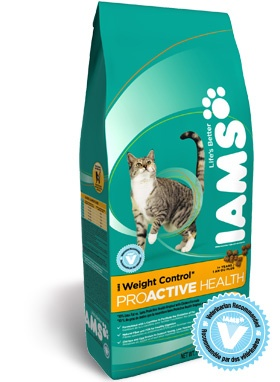 Iams Adult Light with Chicken