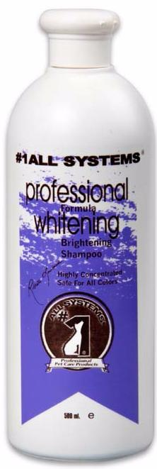 1 All Systems Whitening Shampoo 500 мл 00202
