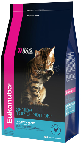 Eukanuba Senior Top Condition 7+