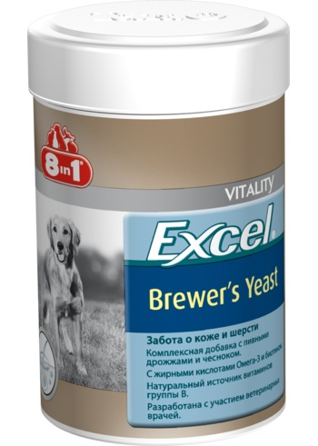 8in1 Excel Brewer's Yeast