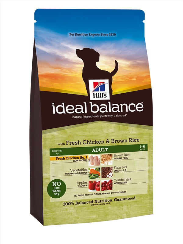 Hills Ideal Balance Adult Chicken & Rice