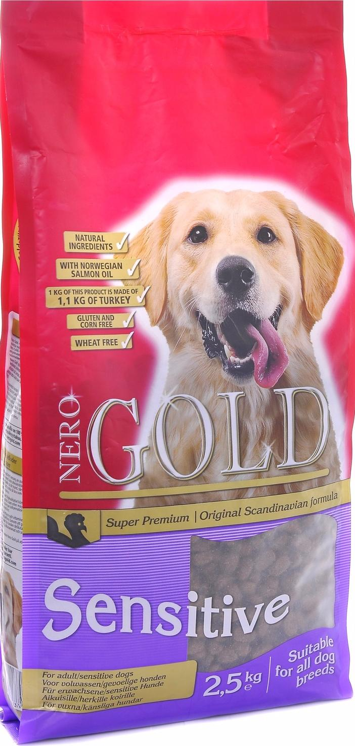 Nero Gold Sensitive Turkey and Rice 23/13
