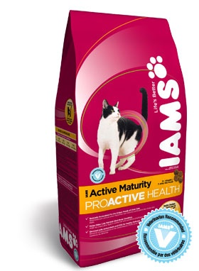 Iams Cat Senoir&Mature