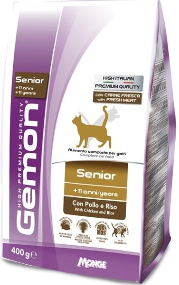 Gemon Cat Senior with chicken & rice