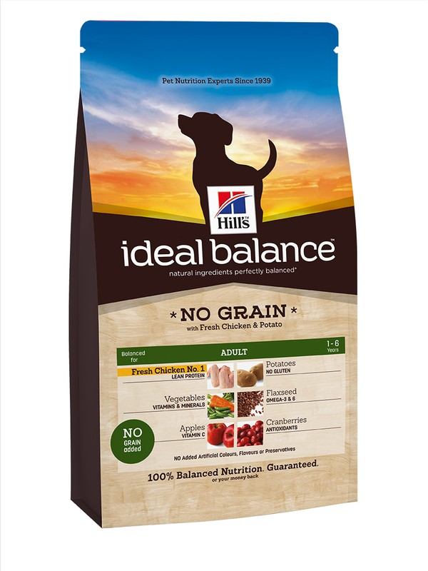 Hills Ideal Balance Adult Chicken & Potato No-Grain