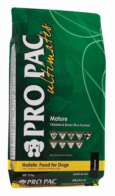 PRO PAC Ultimates Mature with Chicken Meal & Brown Rice