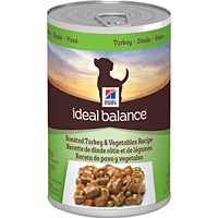 Hills Ideal Balance Turkey & Vegetables 363 гр.