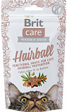 Brit Care Cat Snack Hairball 50 гр.