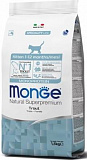 Monge Cat Monoprotein Kitten Trout