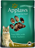 Applaws Cat Tuna & Anchovy pouch 70 гр. 24364