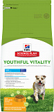 Hill's Science Plan Adult 7+ Youthful Vitality Mini Chicken