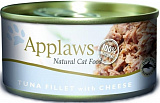 Applaws Cat Tuna Fillet & Cheese 70 гр. 24331