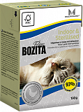 Bozita Feline Funktion Indoor & Sterilised 190 гр. 22392
