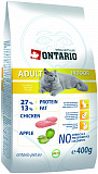 Ontario Indoor Adult chicken and apple