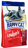 Happy Cat Supreme Adult indoor Альпийская говядина