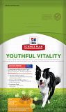 Hill's Science Plan Adult 7+ Youthful Vitality Medium Breed Chicken & Rice