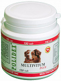 Polidex Multivitum plus