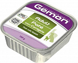 Gemon Dog Adult pate with rabbit 150 гр.