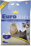 Eurolitter unscented dust free15 кг 24518