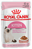 Royal Canin Kitten Instinctive в соусе 85 гр.