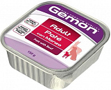 Gemon Dog Adult pate with beef 150 гр.