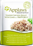 Applaws cat pouch chicken with lamb in jelly 70 гр. 24369