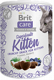 Brit Care Cat Snack Superfruits Kitten 100 гр.