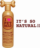 Pet Head oatmeal 475 мл. 50431