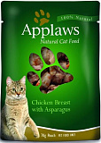 Applaws Cat Chicken & Asparagus pouch 70 гр. 24360