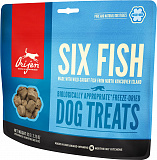 Orijen SIX FISH DOG 42,5 гр.