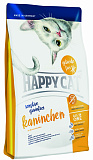 Happy Cat Sensitive Grainfree Кролик