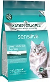 Arden Grange Adult Sensetive White fish & potato (Grain Free)