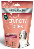 Arden Grange Crunchy Bites rich in fresh Salmon 225 гр.