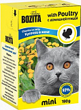 Bozita Mini with Poultry 190 гр. 22221