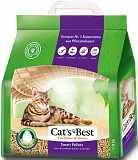 Cat's Best Smart Pellets 5 кг (10 л.)